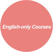 English-only Courses